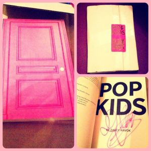 Pop Kids Signed Copy