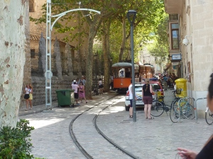 Sollér Tram
