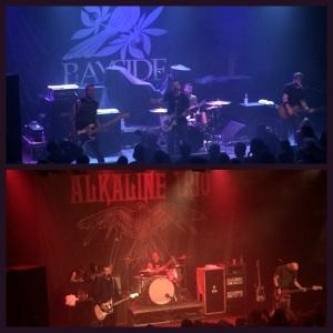 Alkaline Trio & Bayside, Cologne