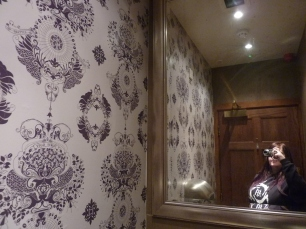 Fancy Starbucks restrooms